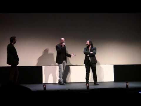 Ismael Fritschi & Jaume Balagueró present [REC]4