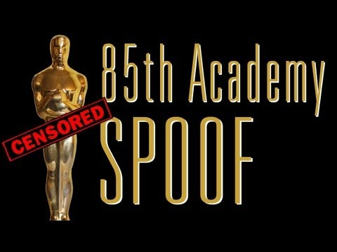 85th Academy Awards 2013 SPOOF / Argo, Ben Affleck, Ang Lee, Life of Pi, Oscar winners