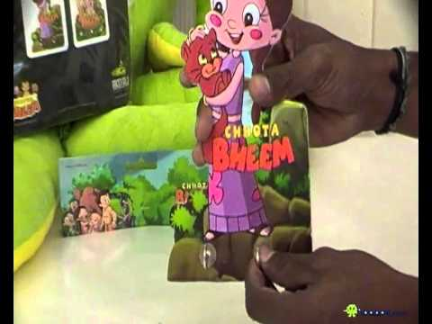 Chhota Bheem Key Holder Chutki Video Demo From Hoopos India video