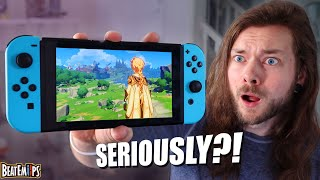 This Breath of the Wild CLONE isn't coming to Switch?