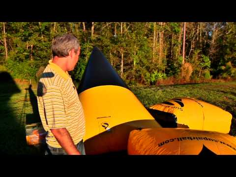 Paintball Bunkering Tips Sup Airball 3 Bunker Paintball