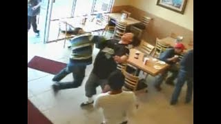 CRAZY Fight at Taco Bell