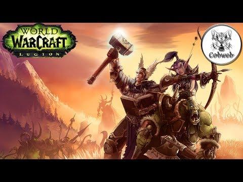 World of Warcraft: Legion Новичок, но я учусь :-)