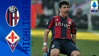 Bologna 1-1 Fiorentina | Two Stunning Goals as the Points are Shared! | Serie A TIM