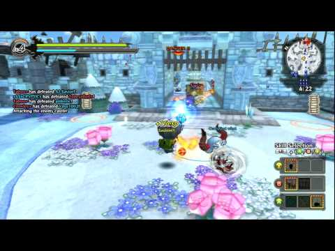 Happy Wars Toylogic Microsoft Studios SasmimiX SashimiX 4