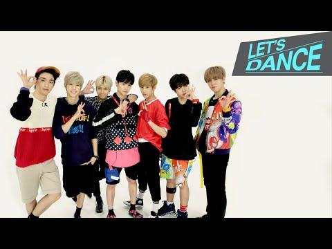Let's Dance: GOT7(갓세븐) _ Just Right(딱 좋아) [ENG/JPN/CHN SUB]