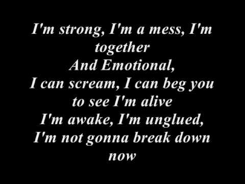 Allison Iraheta - You Don't Know Me - Lyrics