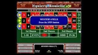 Mystery Roulette Stargames
