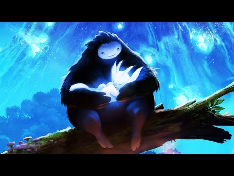 ORI AND THE BLIND FOREST Intro