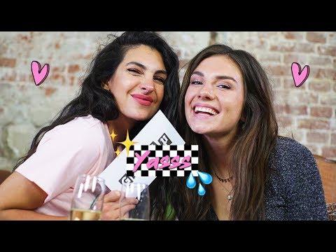 MAAN over haar liefdesleven & Anouk bij The Voice - Gossip s2 afl 5 - Anna Nooshin