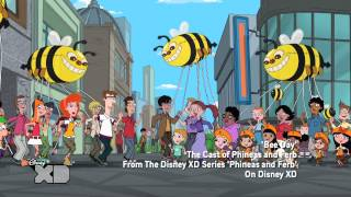 Phineas and Ferb - Bee Day - Song - 1080p HD