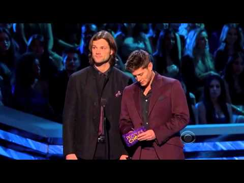 Jensen Ackles and Jared Padalecki - Supernatural People's Choice 2013