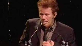 Tom Waits - ASCAP Awards 2001 speech
