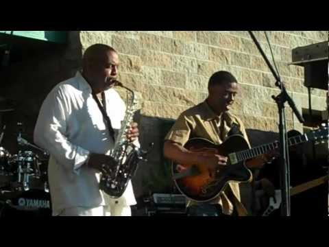 Gerald Albright and Norman Brown I Found The Klugh Live at Thornton Winery