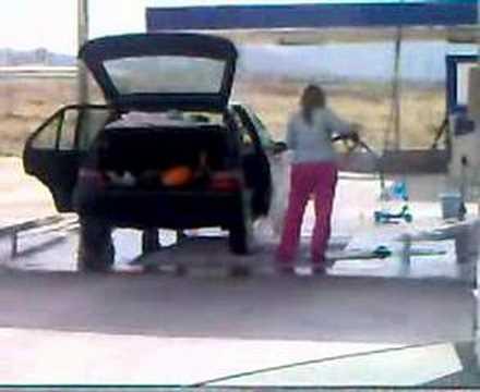 Asi se limpia el coche en segovia