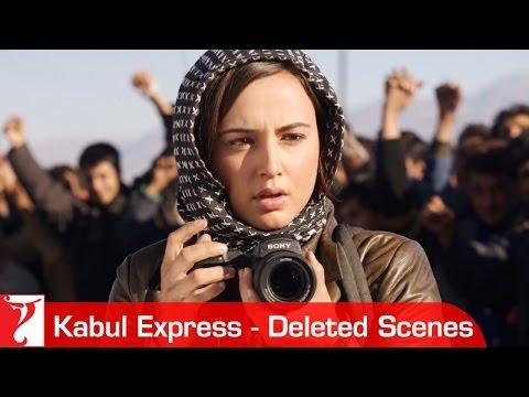 Deleted Scenes - Kabul Express