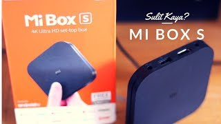 Mi Box S - Unboxing and Review - Sulit kaya?