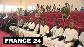 10 Boko Haram militants go on trial