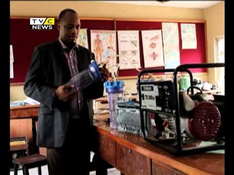 Generator Powered by Urine Urine-powered Generator