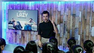 Download Don't Be Lazy - By Sandeep Maheshwari I Motivational Video in Hindi 3Gp Mp4