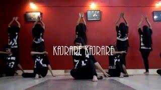 Kajra Re - BEGINNERS Choreography | Bunty Aur Babli -Class Choreography