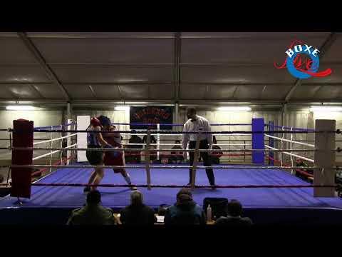 Voglino Bianca vs Pagliaroli Marika Elite I 57 kg