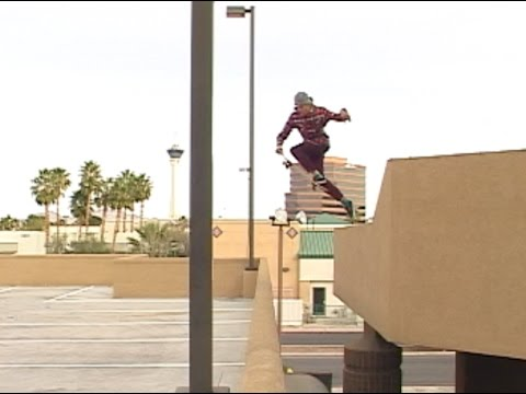 Tyler Steil's Roof to Roof Footplant!