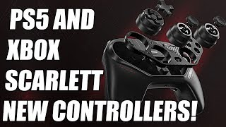 PS5 and Xbox Scarlett Controllers Don't Need Anything More Than Minor Iterative Improvements