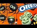 DIY - ОРЕО РЕЦЕПТЫ на Хэллоуин   КАК СДЕЛАТЬ ДОМА / OREO Recipies for Halloween