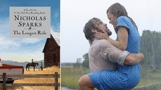 Nicholas Sparks on The Notebook's Special Connection to The Longest Ride | POPSUGAR Interview
