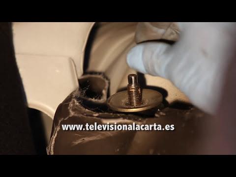 Cambio de amortiguadores delanteros y traseros