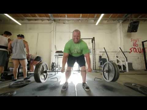 Metroflex LBC Guide to Powerlifting: DEADLIFT Image 1