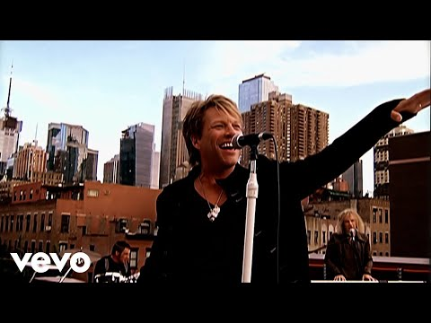 Bon Jovi - We Weren't Born To Follow Video