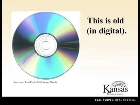 Session 4.2: Digital Collections [Matt Veatch, Kansas Historical Society]