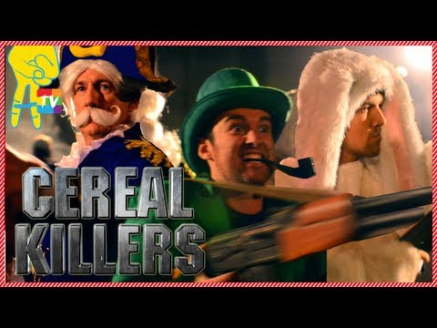 Cereal Killers - Official Trailer on AwesomenessTV