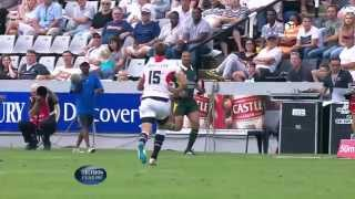 Sharks v Crusaders  Rd.8 2015 | Super Rugby Video Highlights