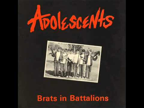 Adolescents - Do The Freddy