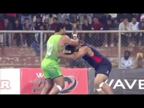 World Kabaddi League, Day 36: Lahore Lions Vs. Royal Kings USA