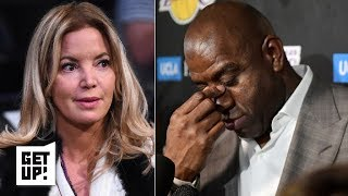 Is Jeanie Buss the problem with the Lakers? | Get Up!