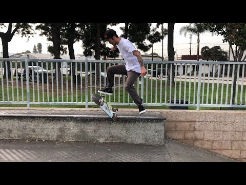 JOHN GETZ AND FRIENDS AWESOME SKATE DAY !!!   NKA VIDS