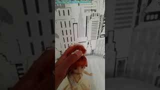 How to transform Anna doll to Felici from the Ballerina  (LEAP) movie