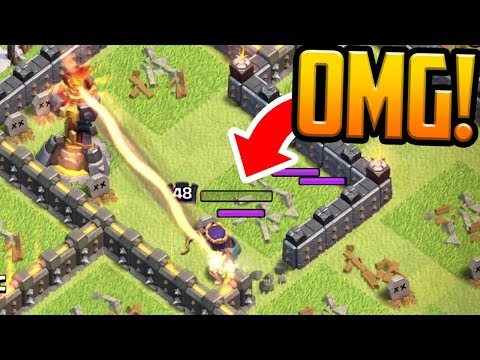 YOU HAVE to SEE THIS TO BELIEVE IT - Clash of Clans Attacks!
