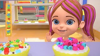 Baby Pat A Cake | Kindergarten Nursery Rhymes Songs for Children | Music for Kids | Little Treehouse