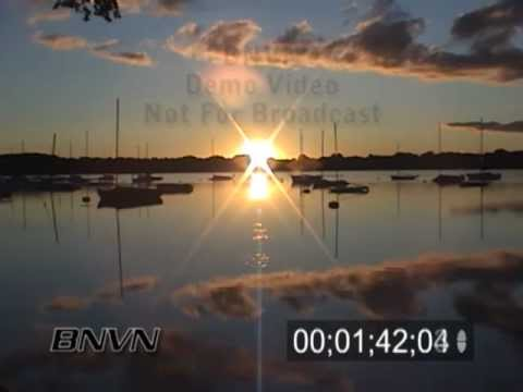 General sunrise and sunset video. Part B