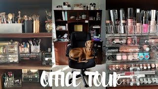 ROOM TOUR & MAKEUP COLLECTION