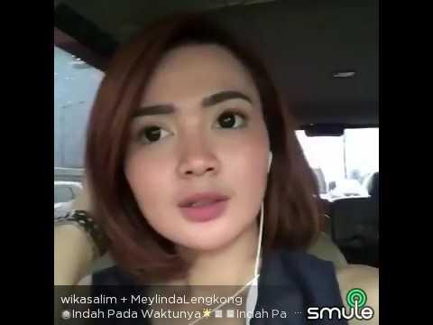 Indah Pada Waktunya -Dewi Persik Cover Wika Salim With Mey