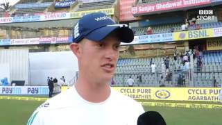 India v England: Keaton Jennings showed an excellent attitude in debut hundred