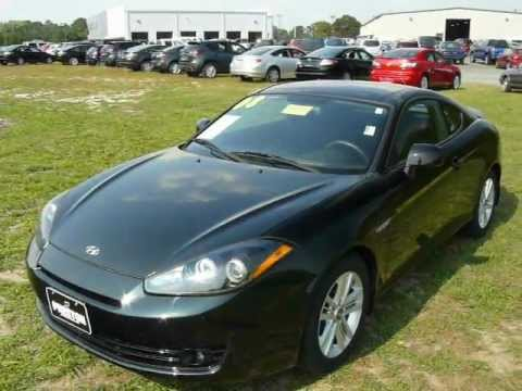 2008 Hyundai Tiburon GS Used Car Maryland Auto Sales