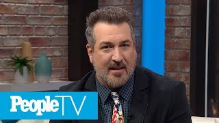 Joey Fatone Reveals The Real Story Behind 'NSYNC's Iconic 1999 MTV VMA Performance | PeopleTV
