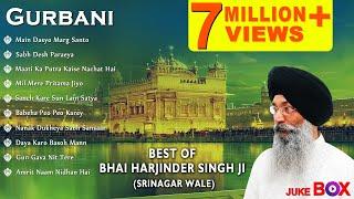 Non Stop Best Shabad Gurbani by Bhai Harjinder Singh Ji (Sri Nagar Wale) | Gurbani Kirtan | Jukebox